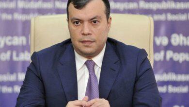 """Photo of Sahil Babayev: """"2500-ə qədər şəxsin əlillik statusu ləğv olunub"""""""