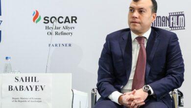 Photo of Sahil Babayev nazir təyin olundu